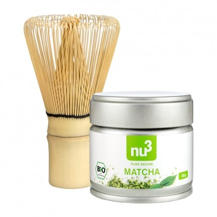 the matcha sans fouet