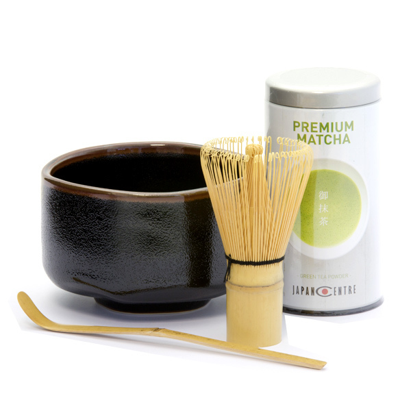 the matcha set