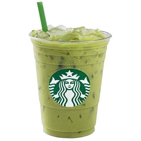 the matcha starbucks