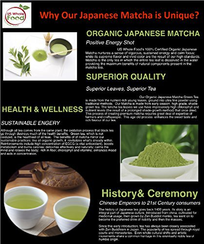 the matcha super u