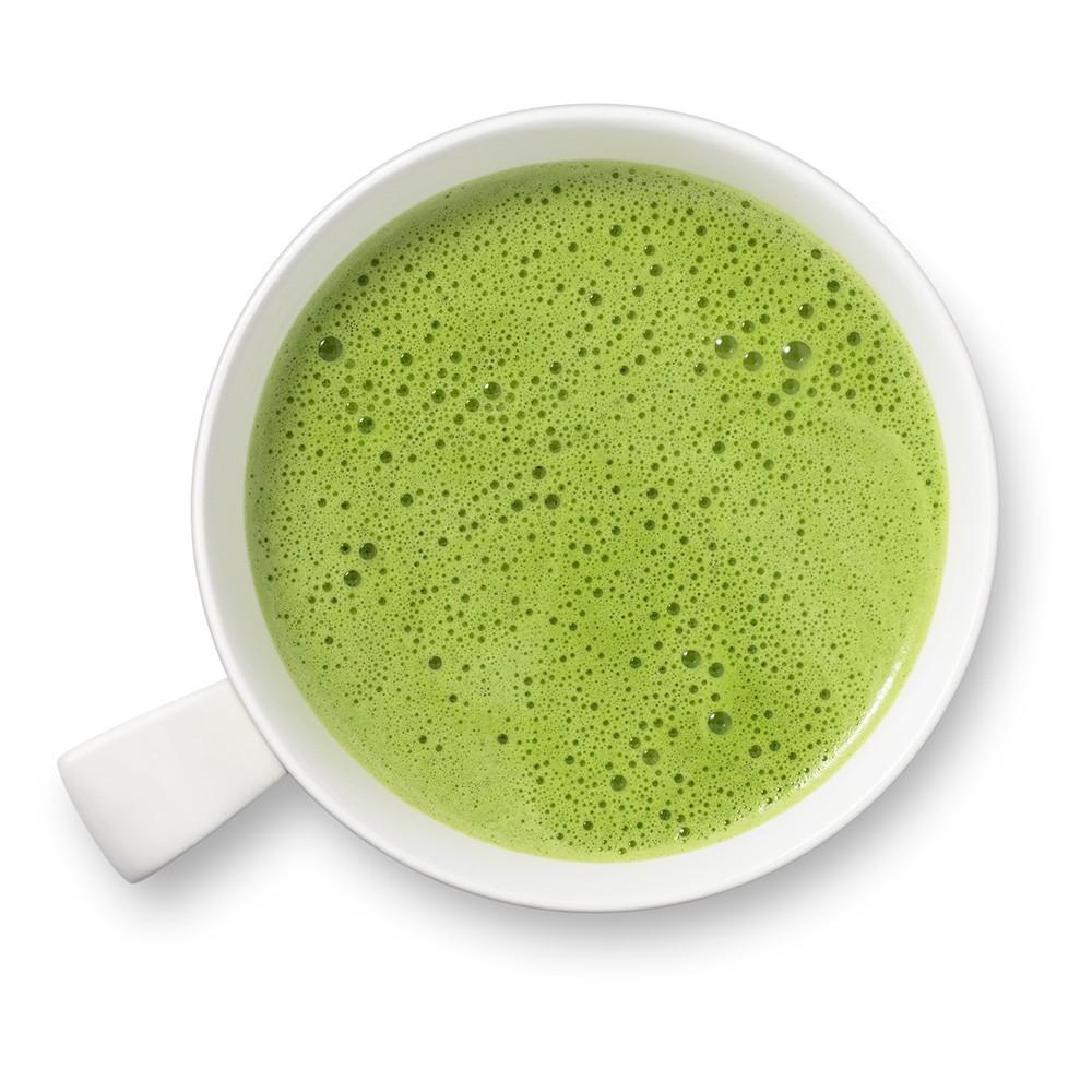 the matcha tea