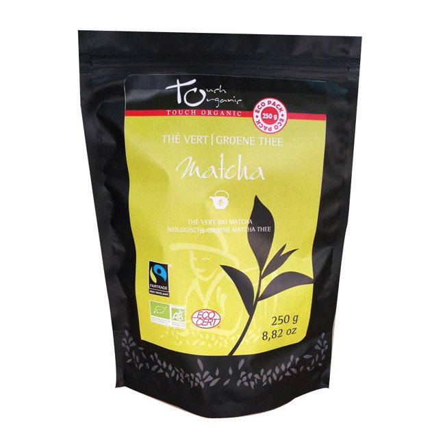 the matcha touch organic