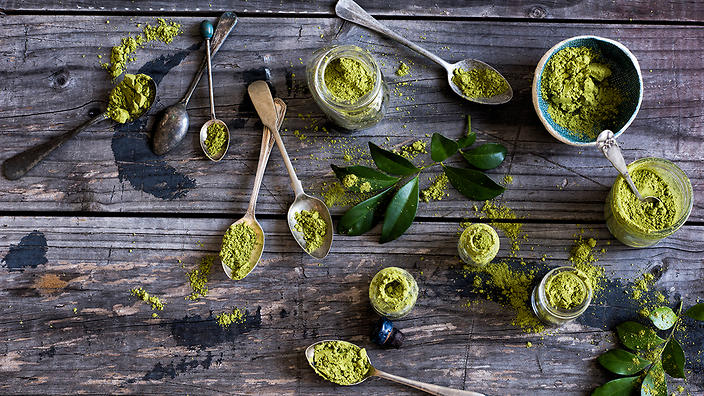 the matcha trend