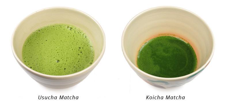 the matcha vert