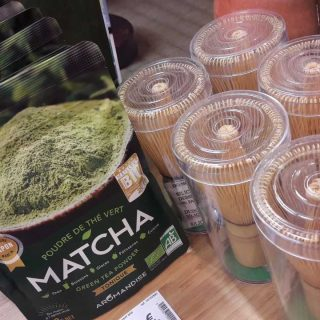 the matcha zodio