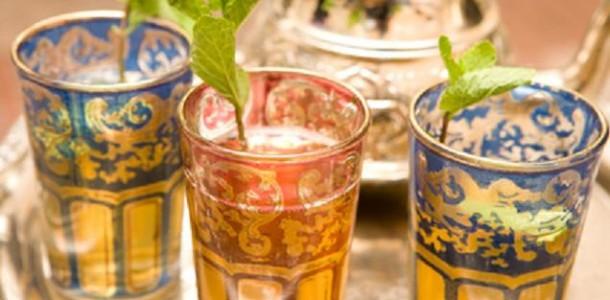 the menthe a la marocaine