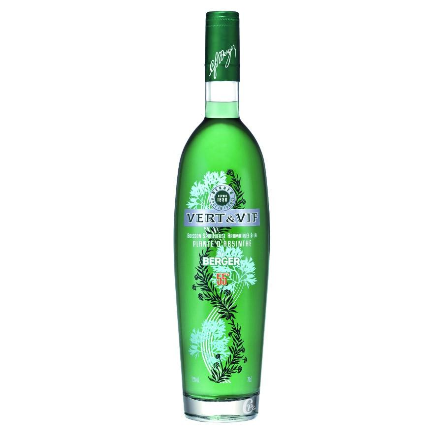 the menthe absinthe