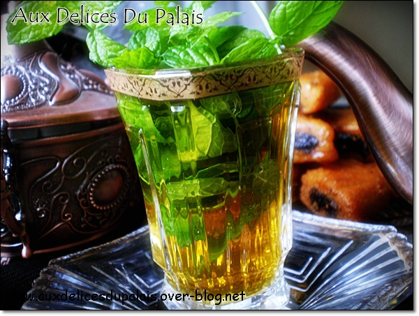 the menthe algerien