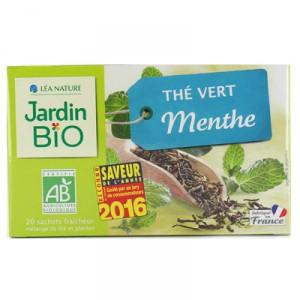 the menthe bio
