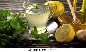 the menthe citron miel