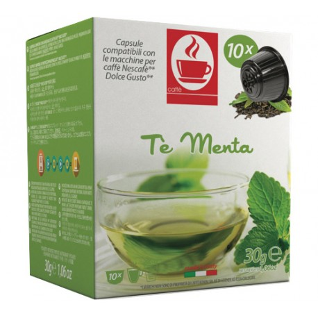 the menthe dolce gusto