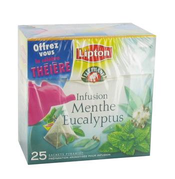 the menthe eucalyptus