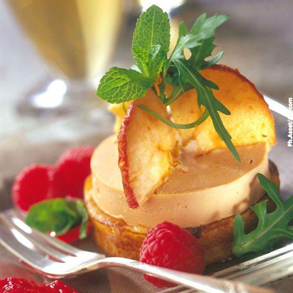 the menthe foie