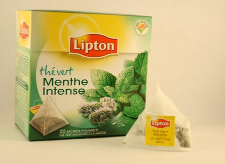 the menthe intense