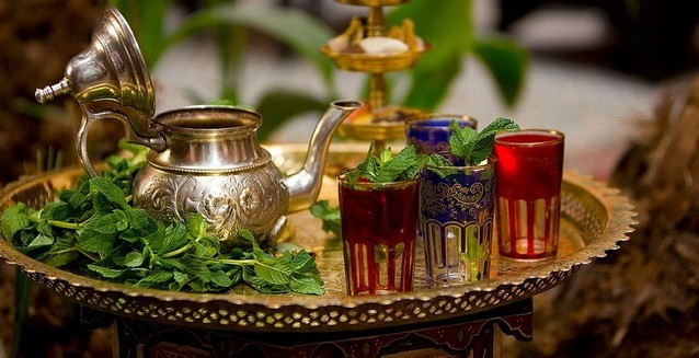the menthe maroc