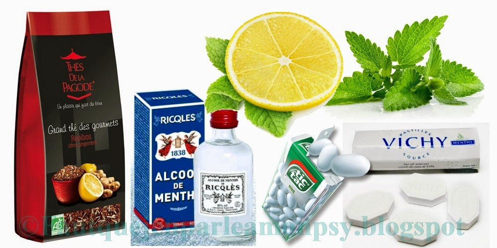 the menthe nausees