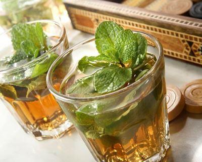 the menthe recette