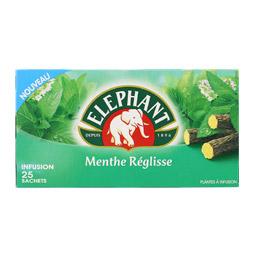the menthe reglisse