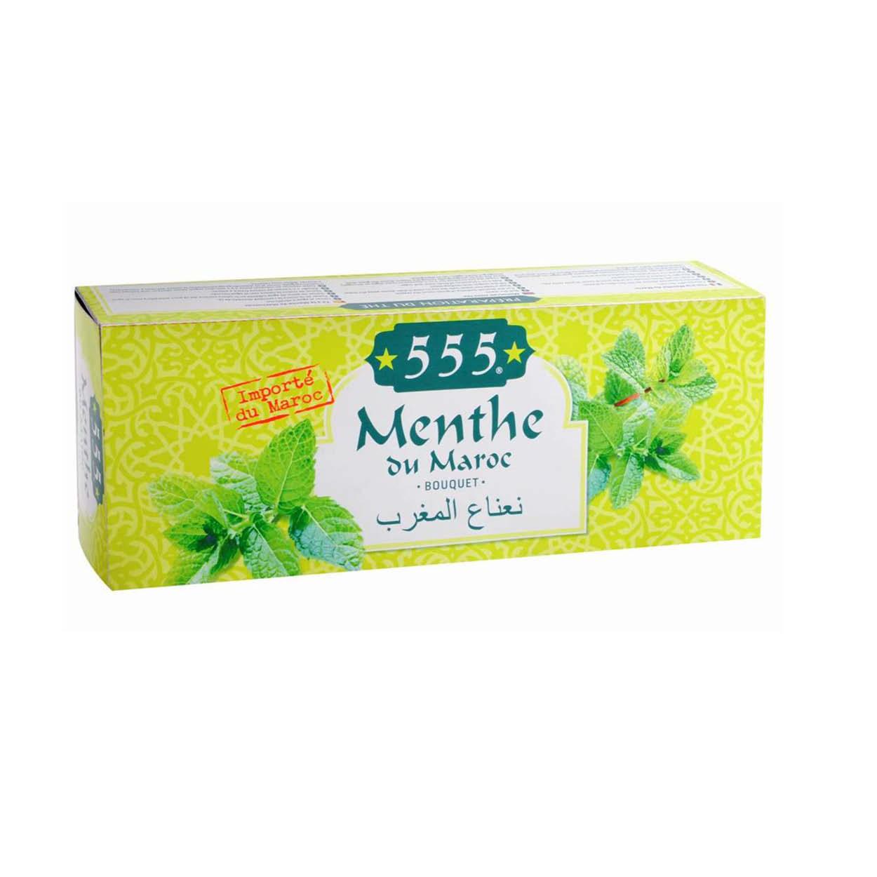 the menthe sechee