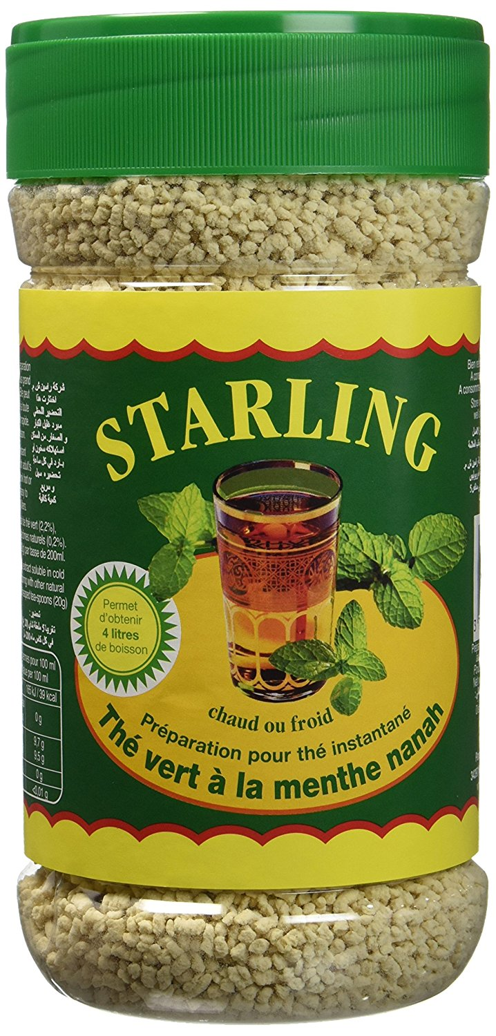 the menthe starling