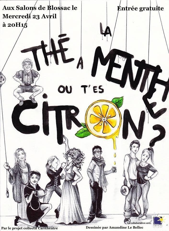 the menthe t'es citron