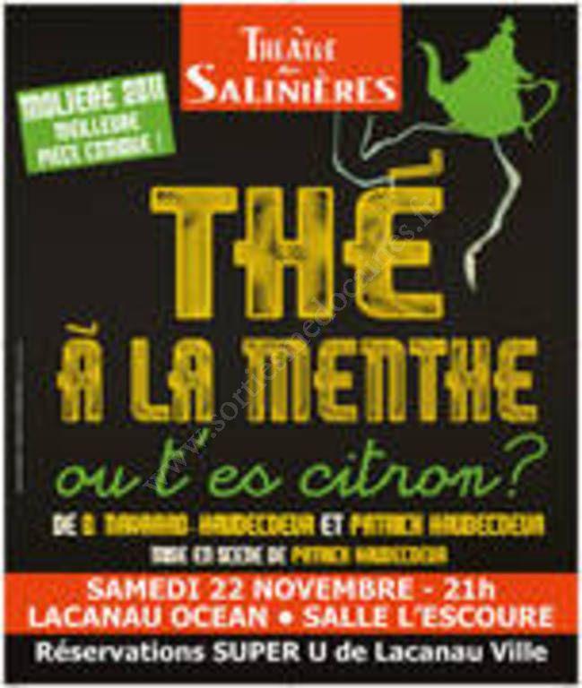 the menthe the citron bordeaux