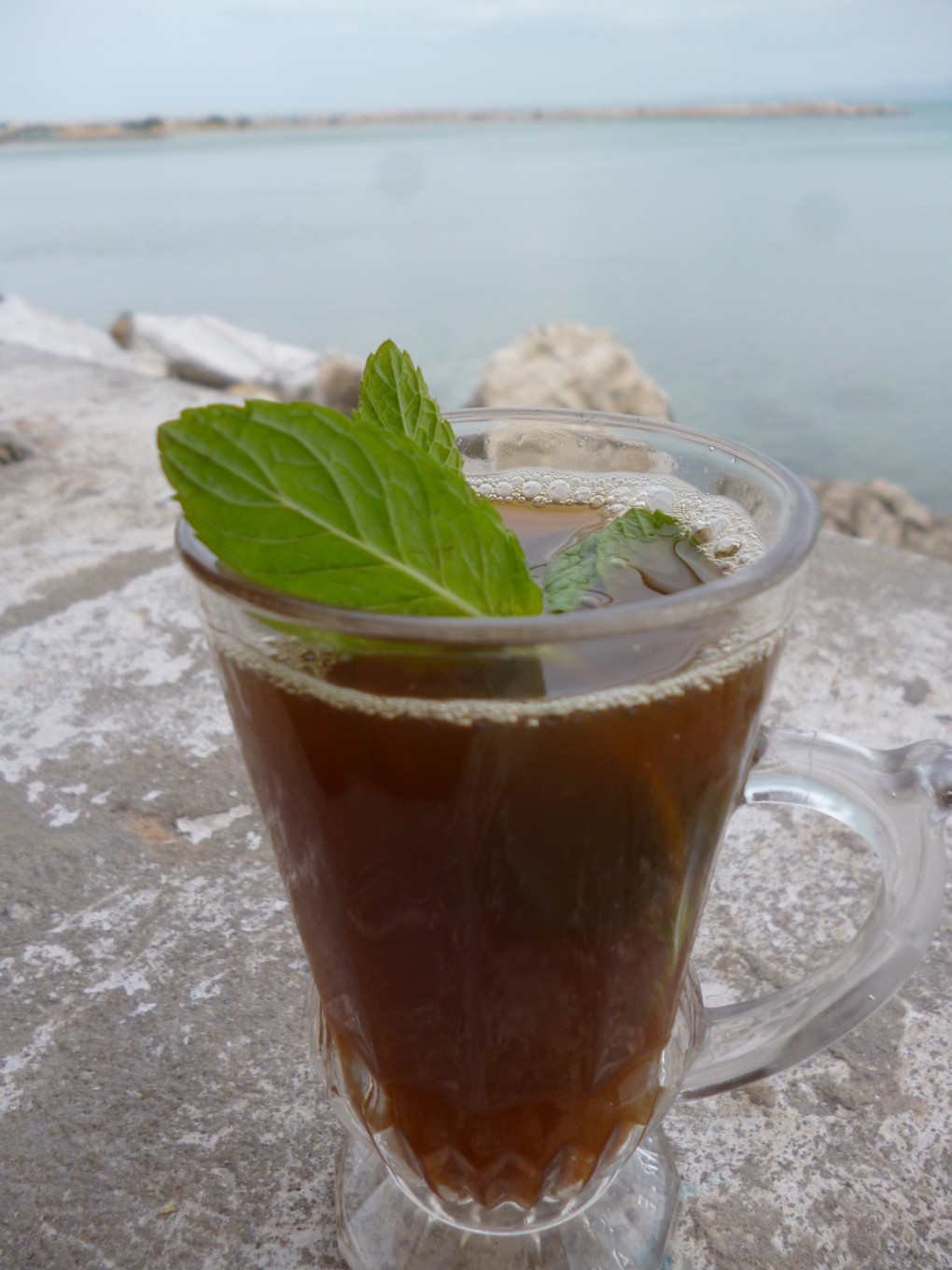 the menthe tunisien