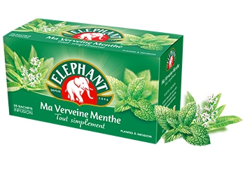 the menthe verveine