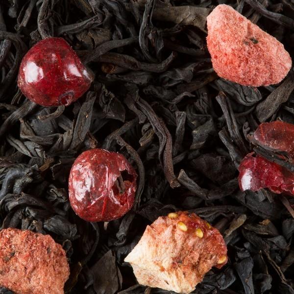 the noir 4 fruits rouges
