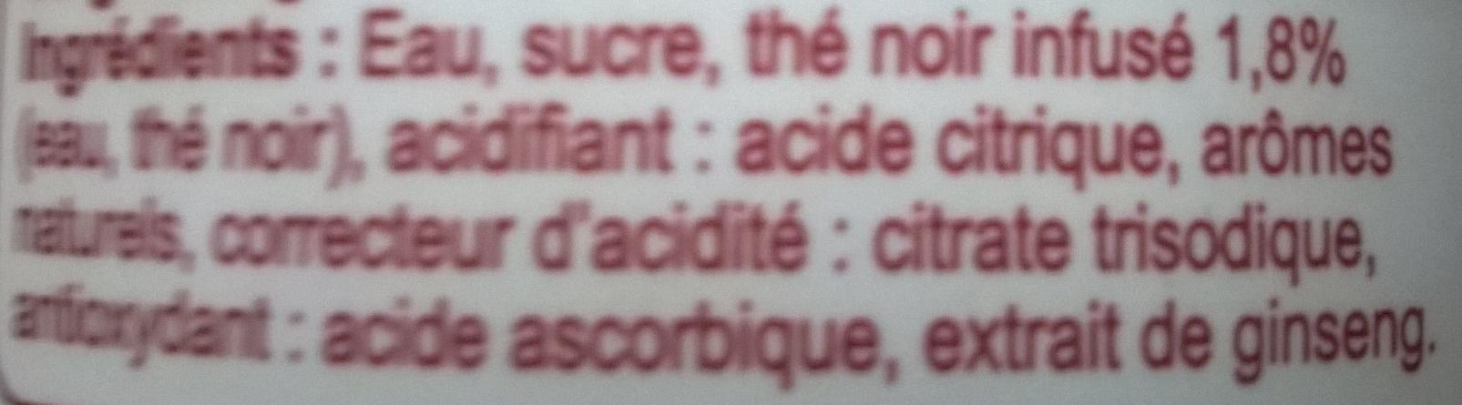 the noir acidifiant