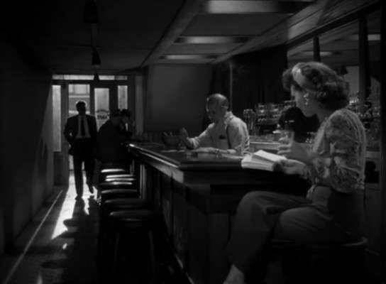 the noir bar