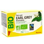 the noir earl grey auchan bio