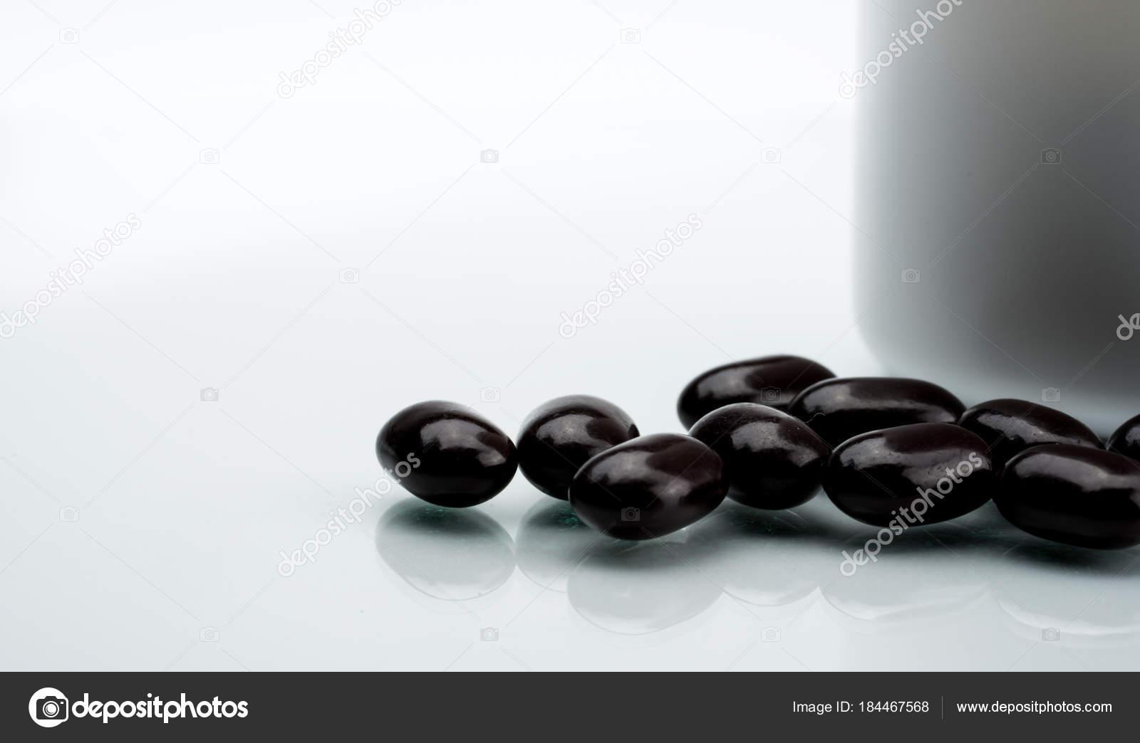 the noir et anemie