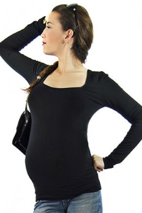 the noir grossesse