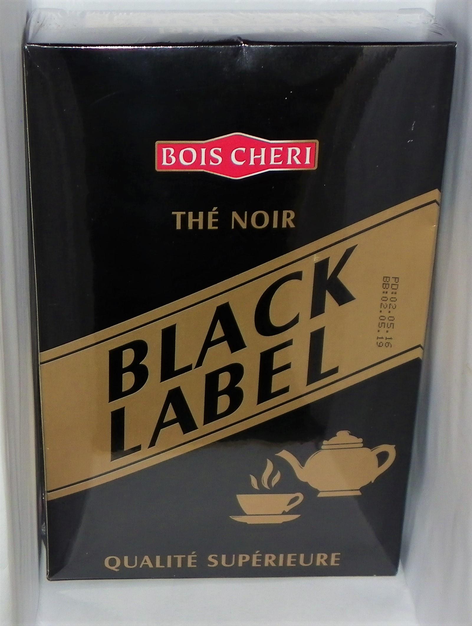 the noir ile maurice