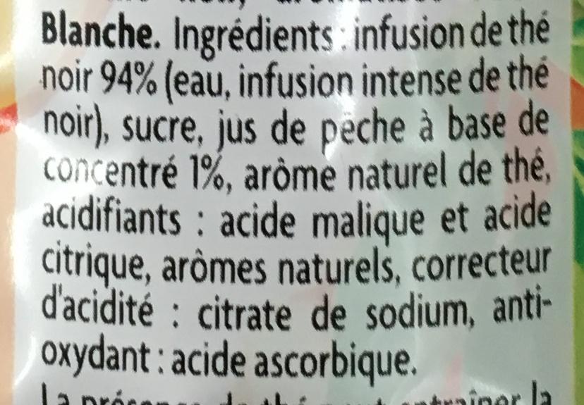 the noir ingredients
