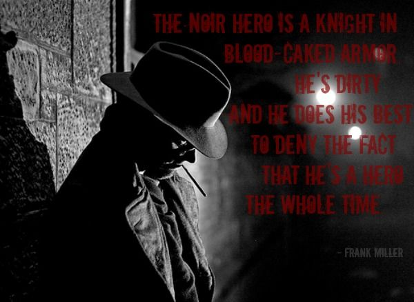 the noir knight