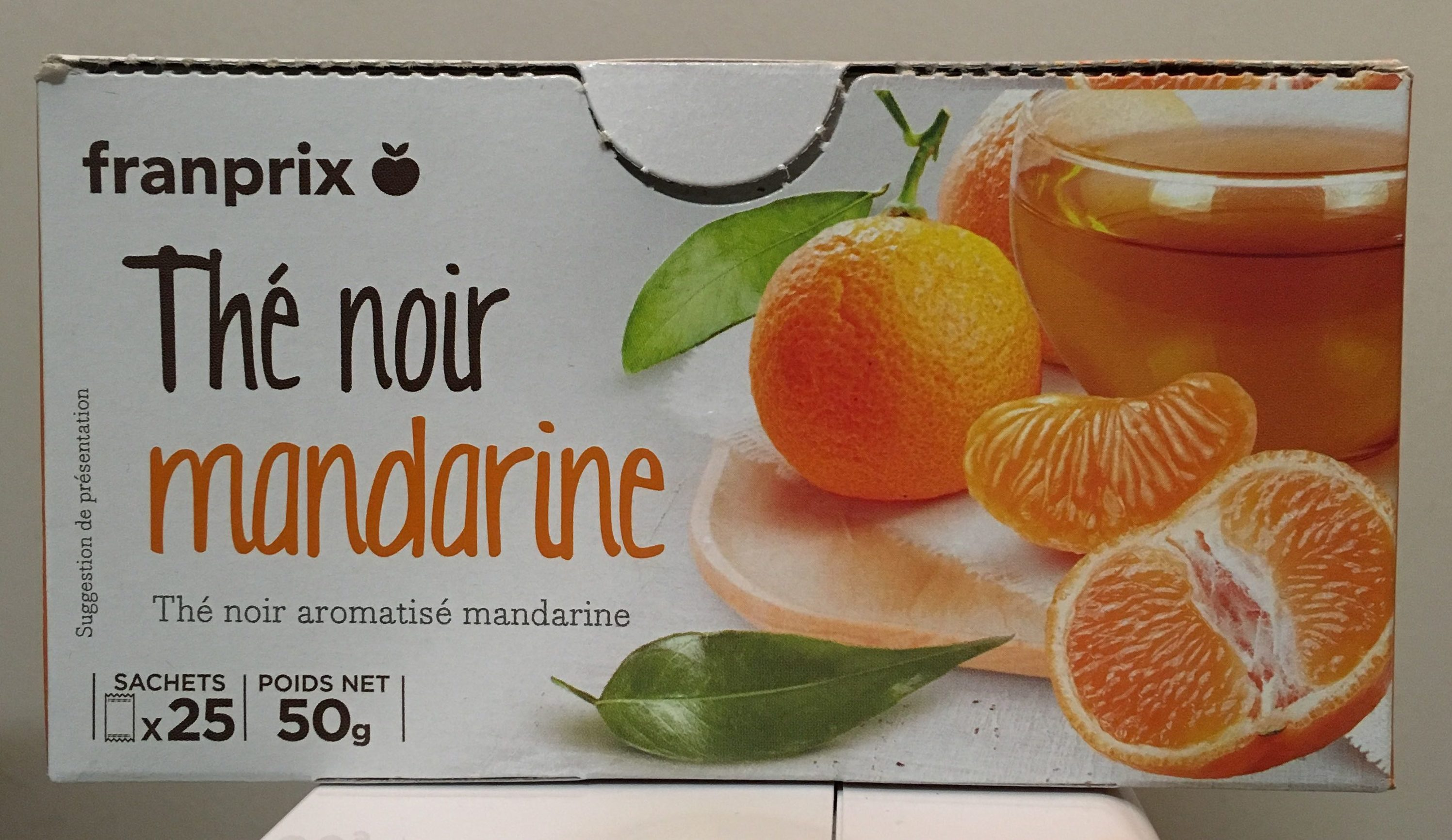 the noir mandarine