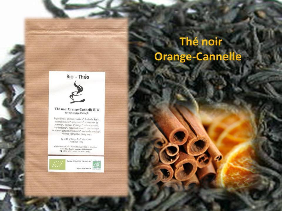 the noir orange cannelle