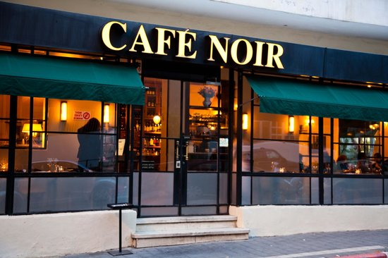 the noir ou cafe