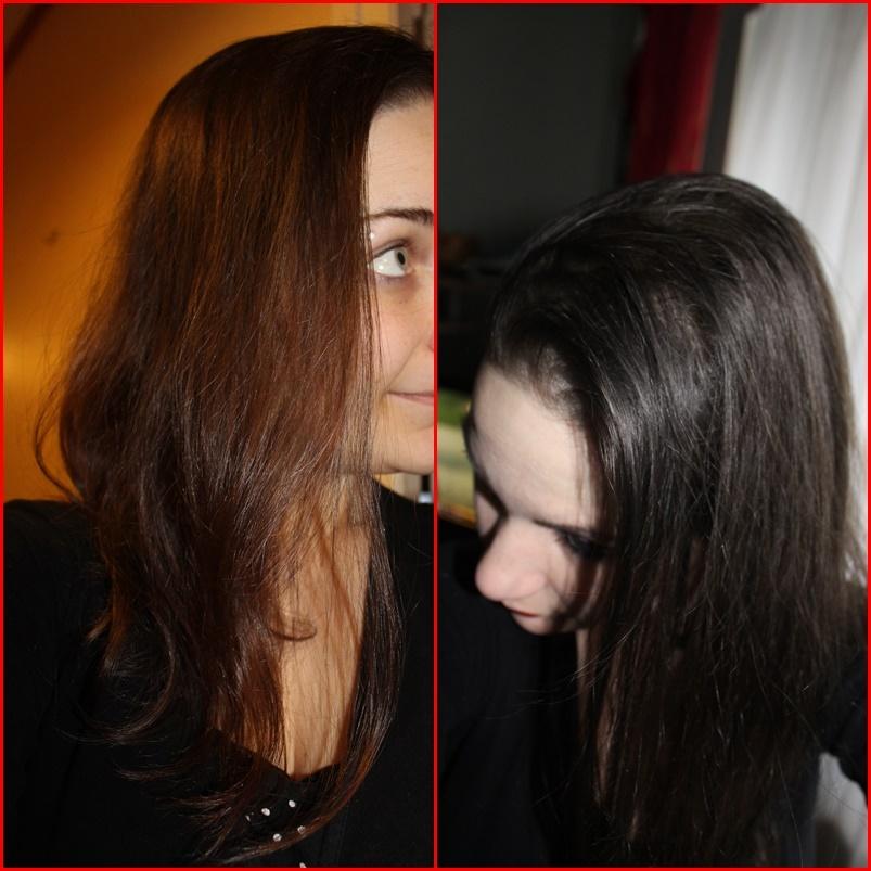 the noir pour colorer les cheveux