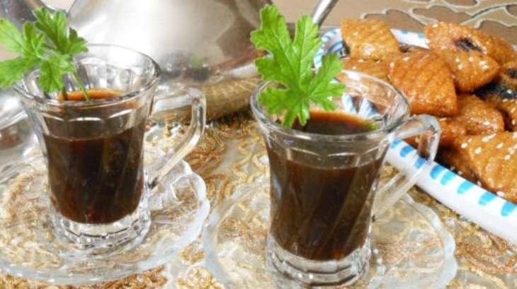 the noir recette