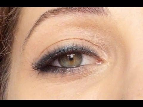 the noir sur les yeux
