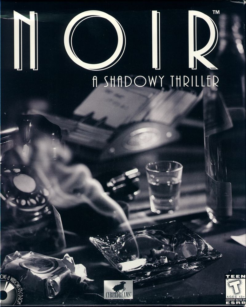 the noir thriller