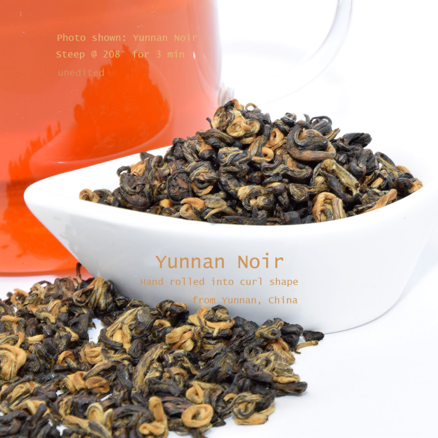 the noir yunnan