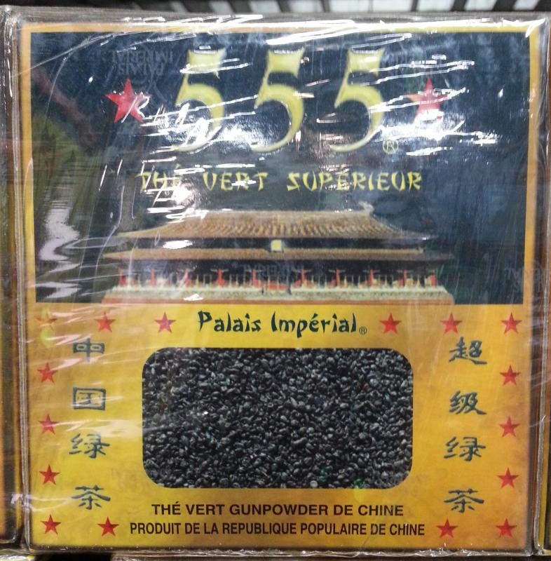 the vert 555