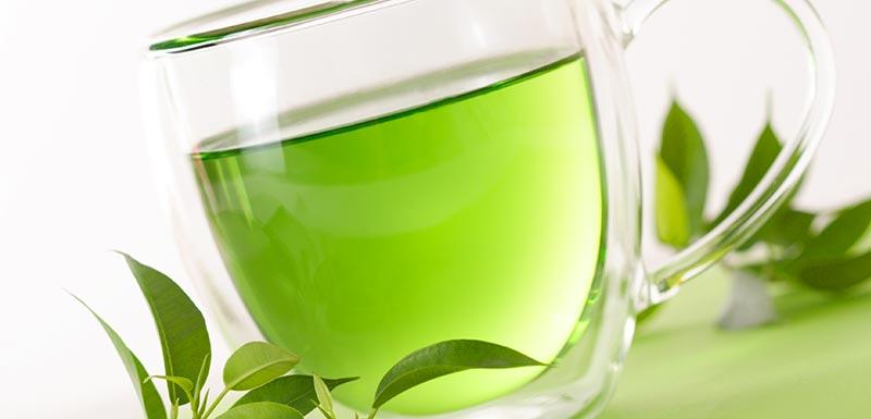 the vert a la menthe bon pour la sante