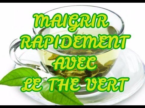 the vert a la menthe pour maigrir