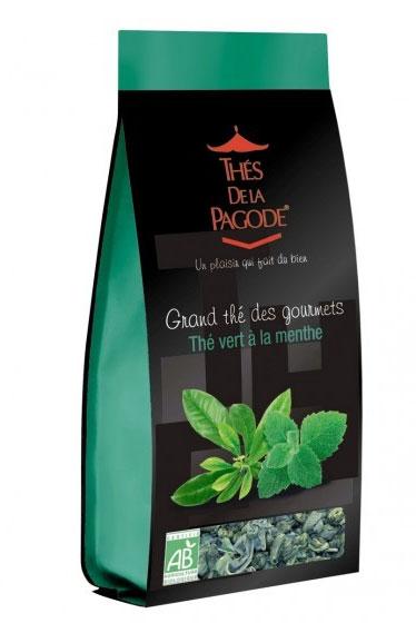 the vert a la menthe