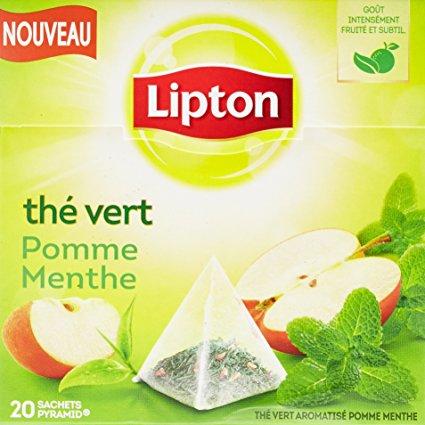 the vert a la pomme